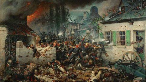 ¿Perdió Napoleón en Waterloo por la erupción de un volcán en Indonesia?