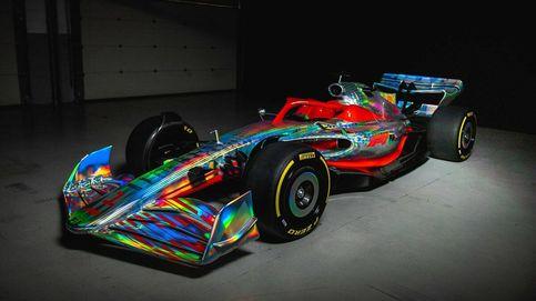Así es el nuevo monoplaza del futuro: Un capítulo único en la historia de la F1