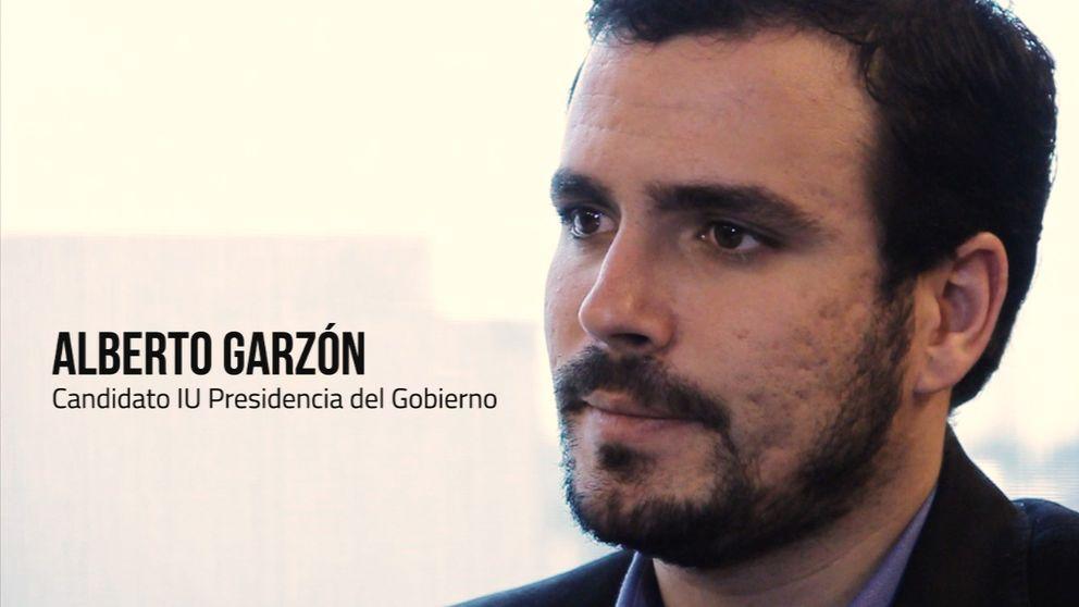 """Alberto Garzón: """"Podemos no tiene experiencia ni cuadros suficientes"""""""