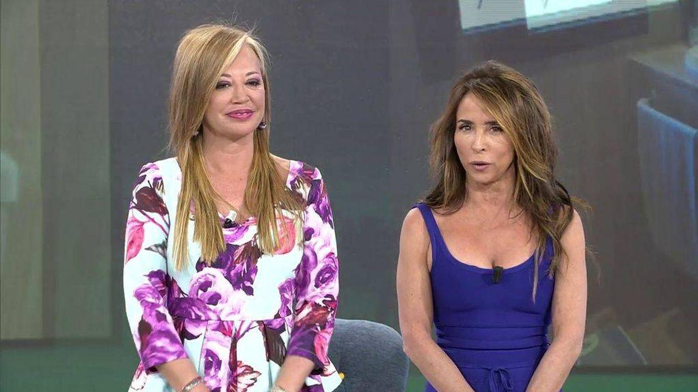 Belén Esteban remata a Toño Sanchís con la colaboración de Patiño en 'Sábado Deluxe'