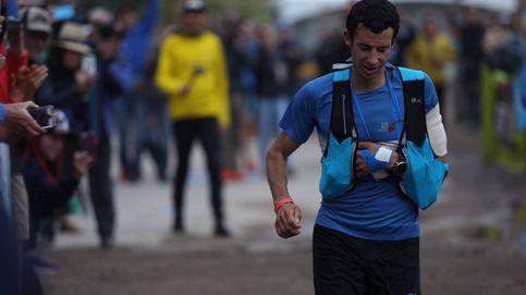 Kilian Jornet gana Hardrock corriendo 140 kilómetros con un hombro dislocado