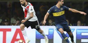 Post de River Plate - Boca Juniors: horario y dónde ver en TV y 'online' la Copa Libertadores