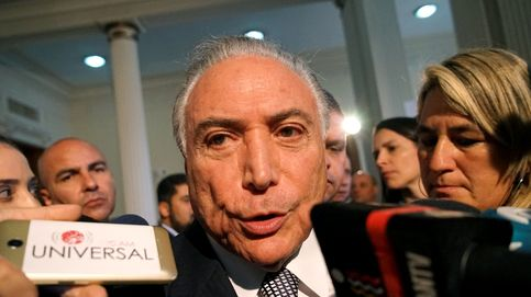 Arrestan al expresidente brasileño Michel Temer en un caso vinculado a Lavo Jato