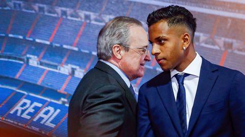 El limbo en que viven Ramos y Lucas tensa la relación del vestuario con Florentino