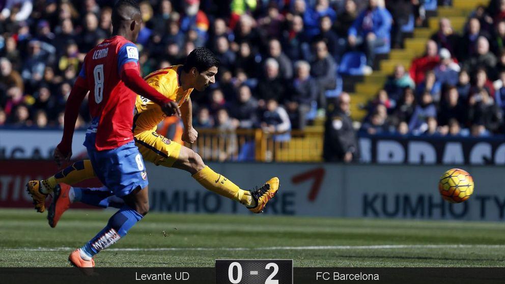 El Barça más incómodo cumple con una victoria sin brillo ante el colista
