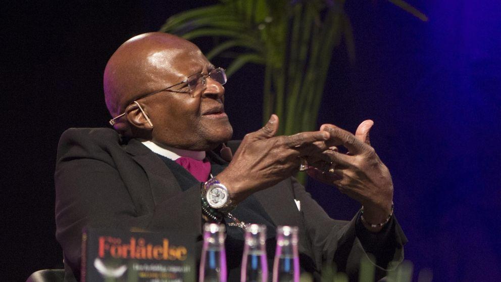El Nobel de la Paz Desmond Tutu renuncia a su papel de embajador de Oxfam