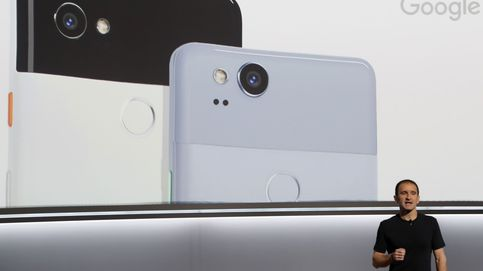 Pixel 2: el nuevo móvil de Google quiere conquistarte con cámara y diseño