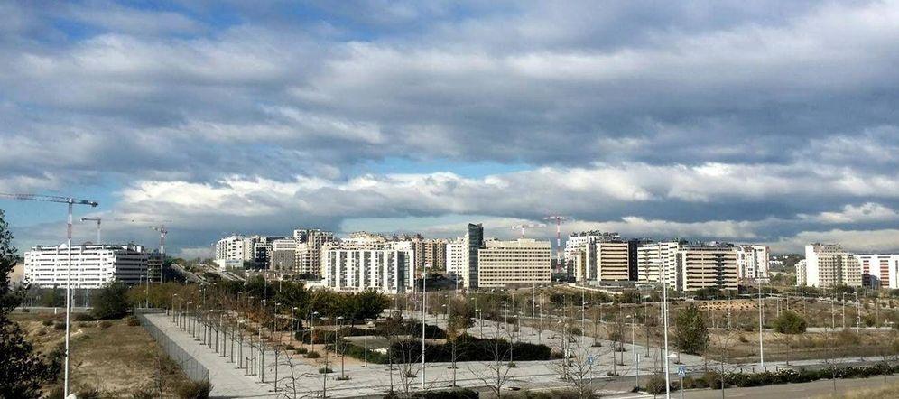 Foto: Imagen de Valdebebas, desarrollo donde Baraka ultima la venta de tres parcelas.