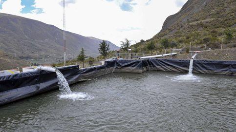 Agua para las zonas de La Paz con racionamiento