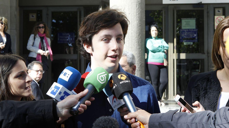 Foto: Francisco Nicolás en una imagen de archivo (Gtres)