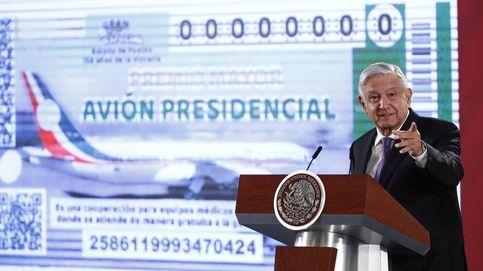 Así es el avión presidencial que López Obrador sortea: puede ser tuyo por 24 euros