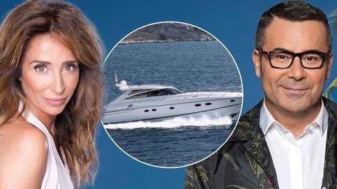 Un yate Princesa de 2.500 euros/día para las vacaciones de Jorge Javier, Mila y Patiño