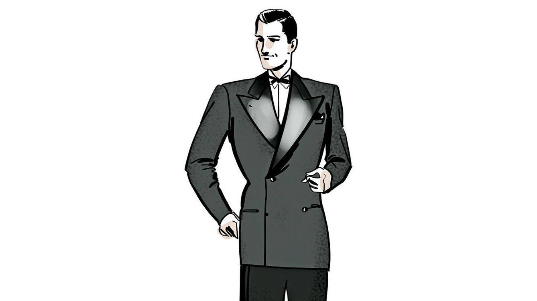 Moda hombre  Todo lo que debe saber si decide ponerse un esmoquin ... bb4023438ec