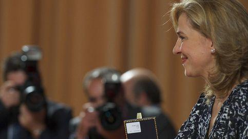 Infanta Cristina: lo que significa que se deje ver con su padre en Abu Dabi