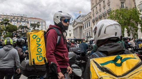 Todos los riders serán considerados asalariados el 12 de agosto, según la nueva ley