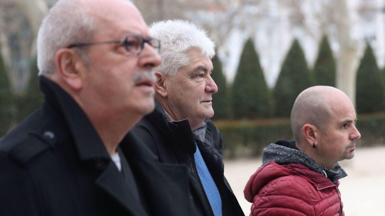 Detenido el etarra Carlos Sáez por humillar a las víctimas en 'ongi etorri'