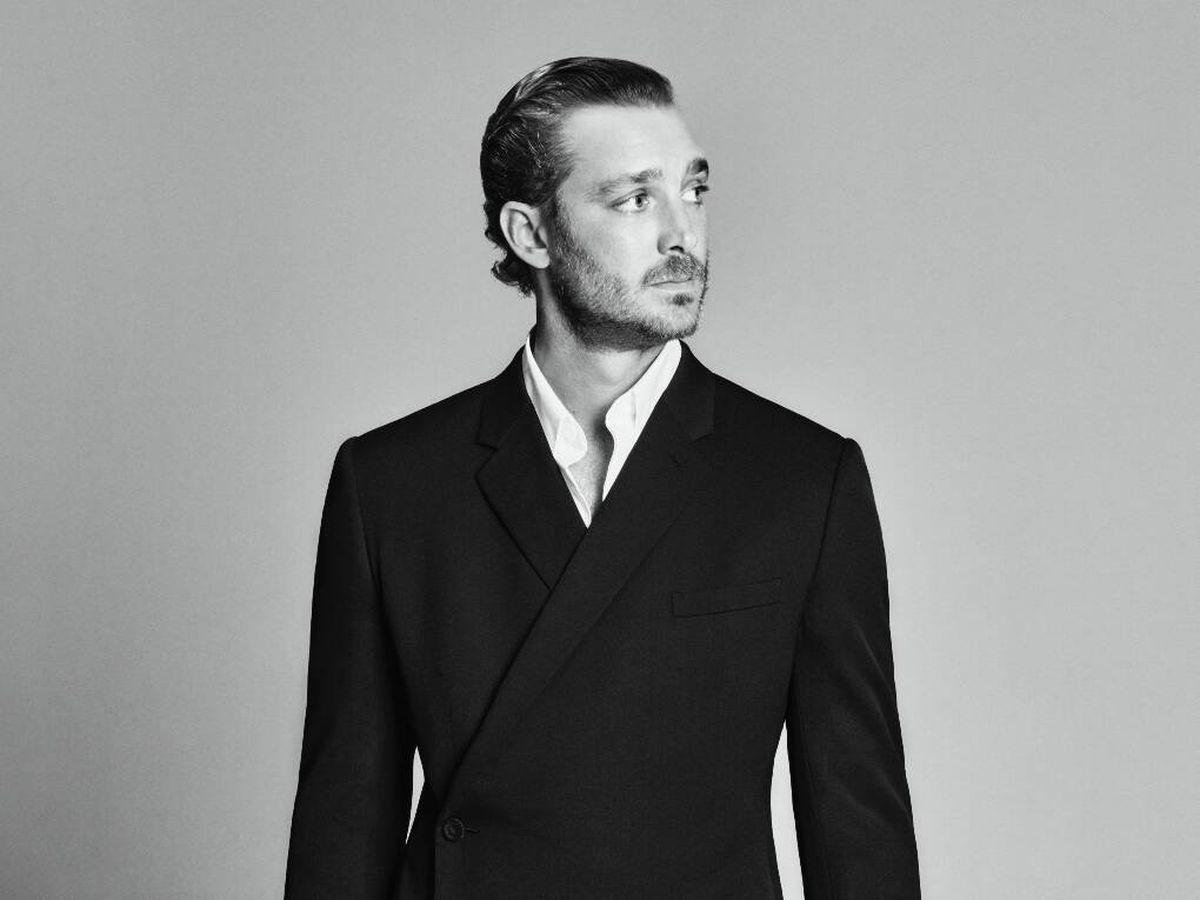 Foto: Pierre Casiraghi. (Imagen: Brett Lloyd para Dior)