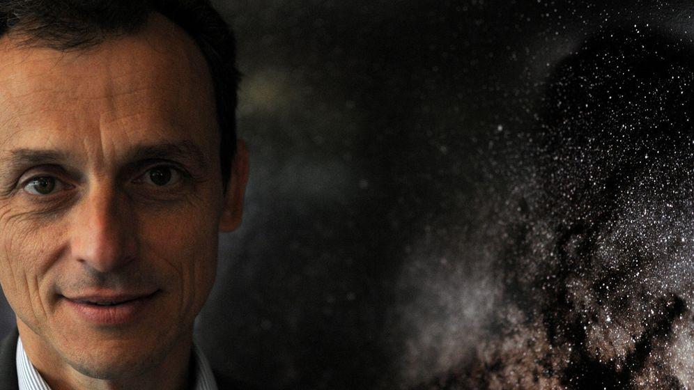 Foto: El astronauta Pedro Duque, en 2014 | EFE