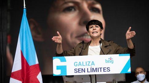Ana Pontón amaga con su retirada, pero toma impulso en el nacionalismo gallego