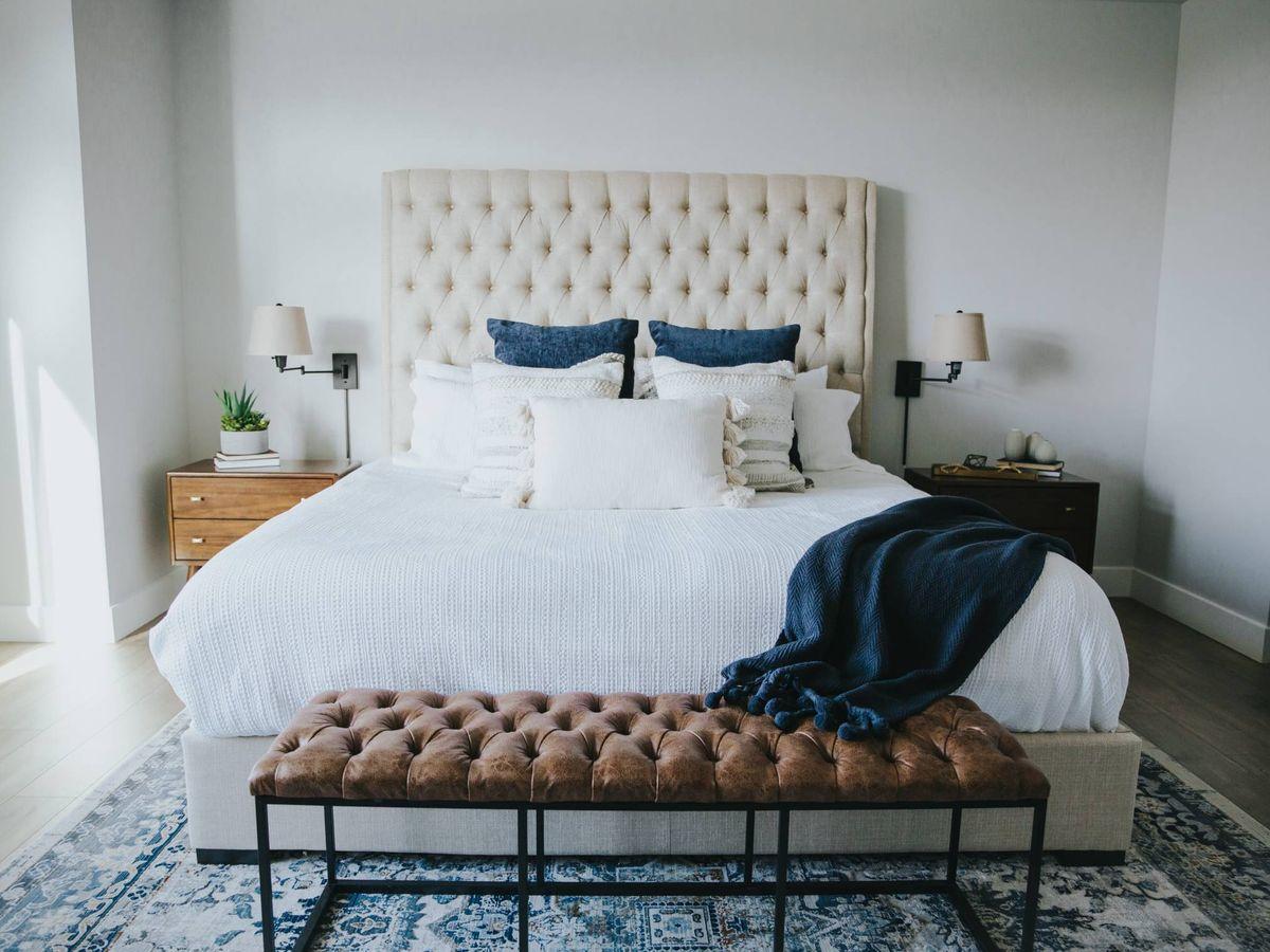 Foto: Cómo elegir un cabecero para tu dormitorio. (khloe arledge para Unsplash)