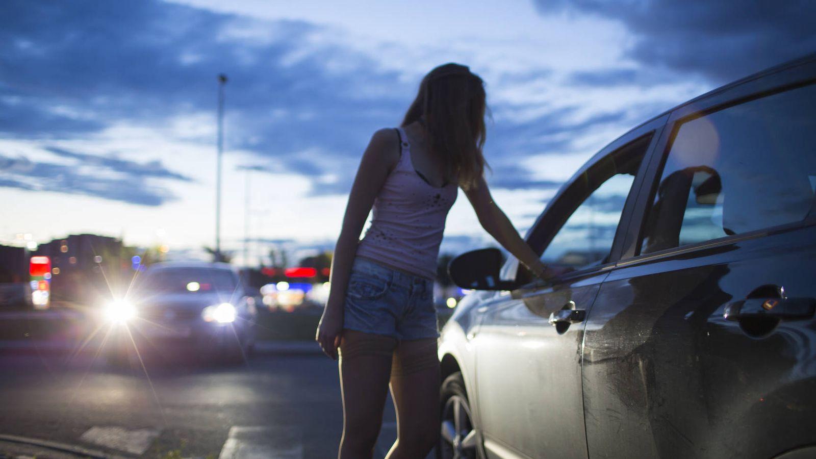 prostitución callejera videos de prostitutas trabajando