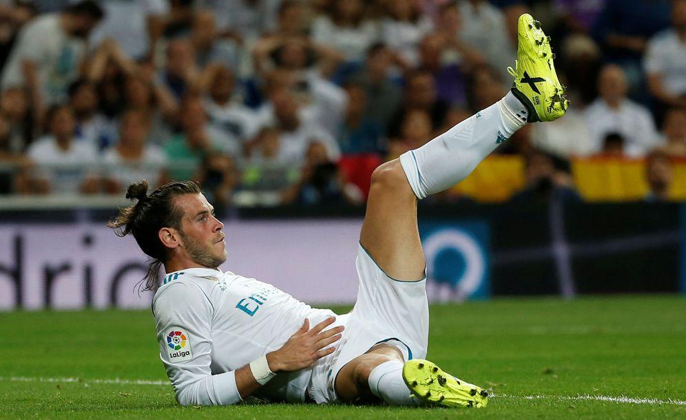 Foto: Bale no está teniendo un inicio feliz de temporada. (Reuters)