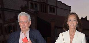 Post de Isabel Preysler, más Letizia que nunca en la presentación del documental de Vargas Llosa