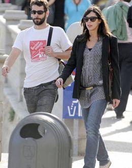 Foto: La pareja en 2010