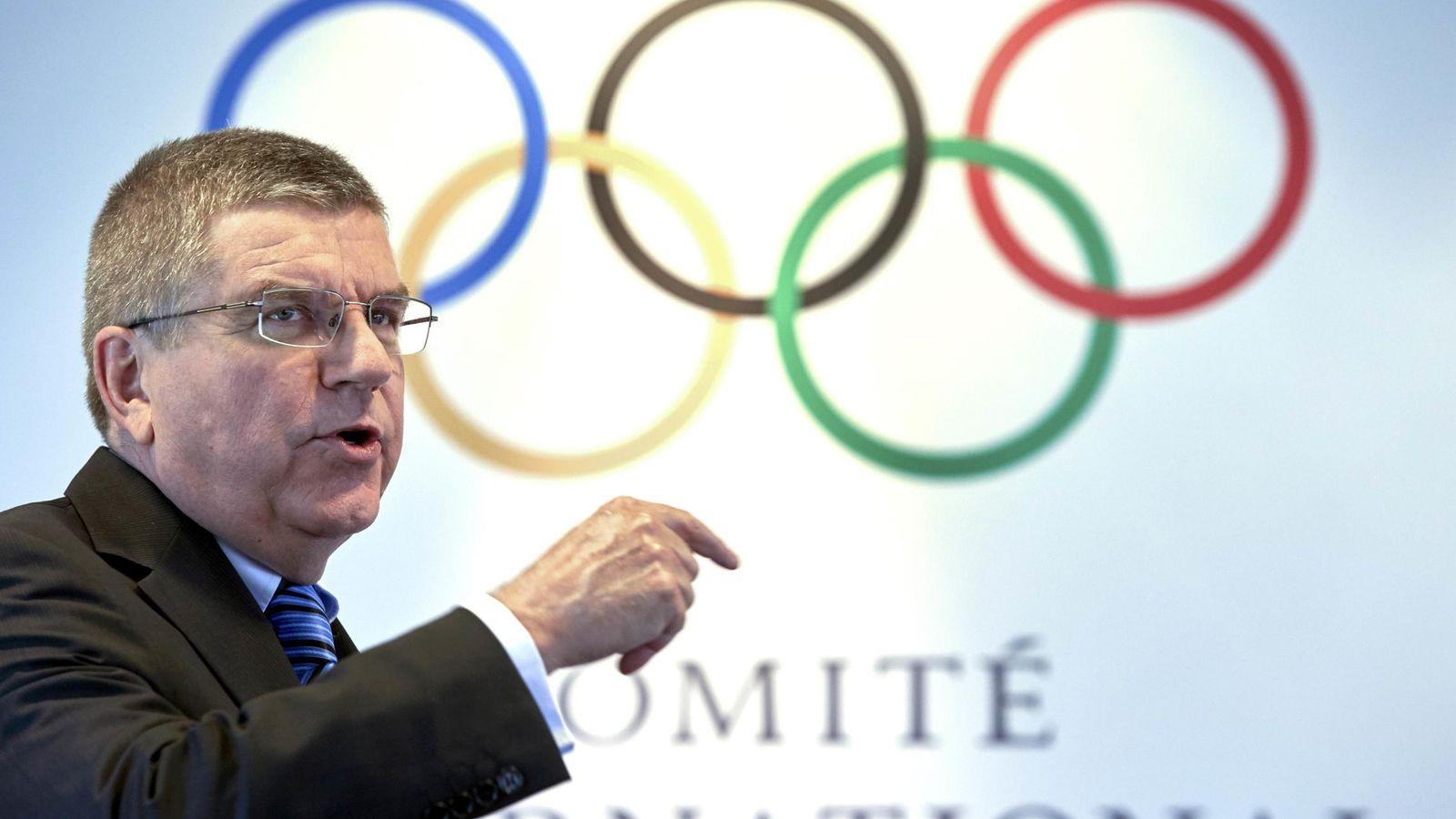 215c1d0bc4 Juegos Olímpicos Río 2016  Cómo el COI da brillo a los anillos olímpicos a  partir de la crisis que acusó Madrid