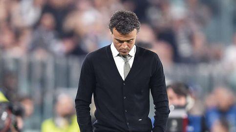 Ni siquiera Luis Enrique cree ya en su Barça tras la goleada ante la Juventus