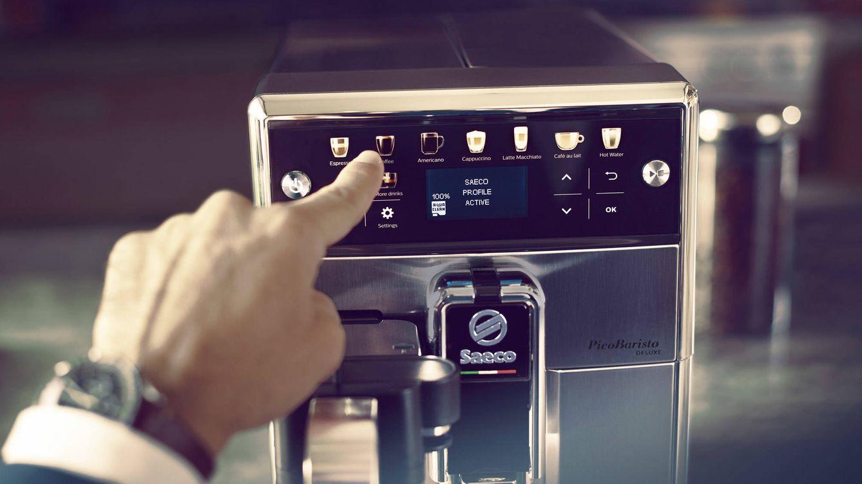 Foto: La nueva cafetera de Philips permite personalizar hasta 13 bebidas.