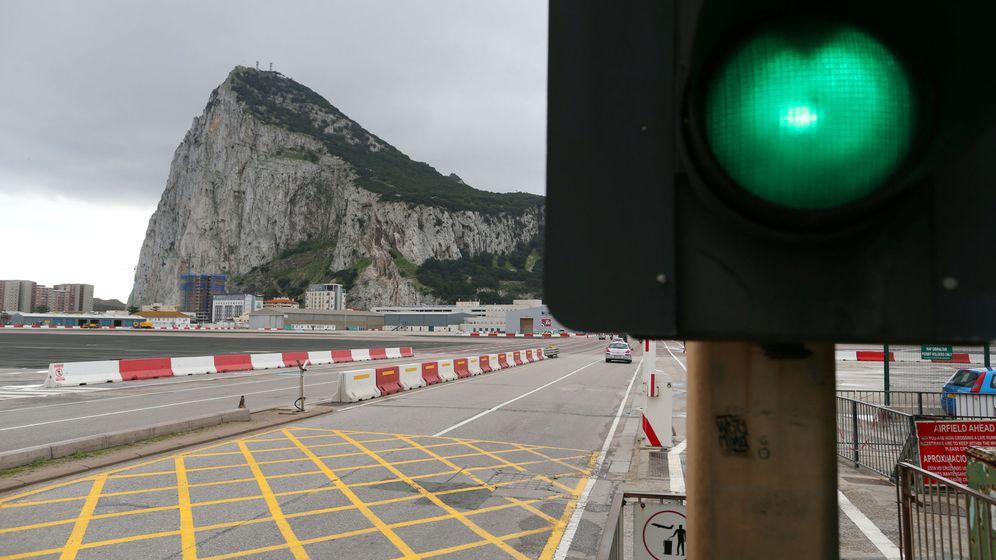 Foto: Frontera gibraltareña. (Reuters)