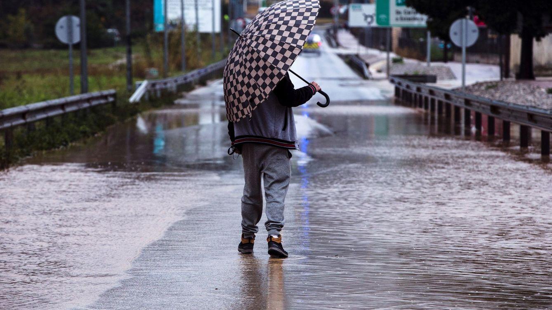 Sigue la inestabilidad después de Gloria: la nieve y la lluvia continuarán el fin de semana