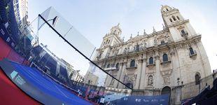 Post de El mejor pádel del mundo a la sombra de la Catedral de Jaén