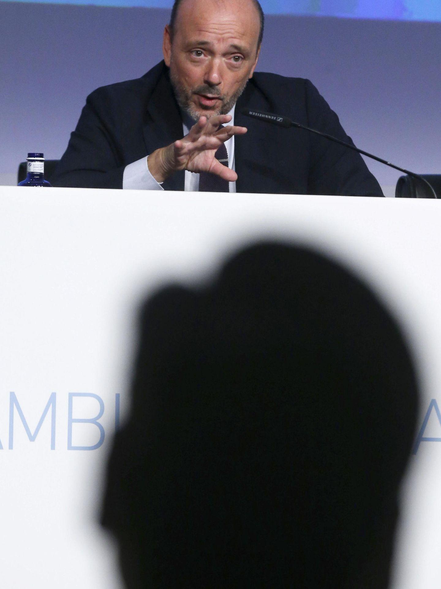 Javier Monzón en una imagen de archivo. (EFE)