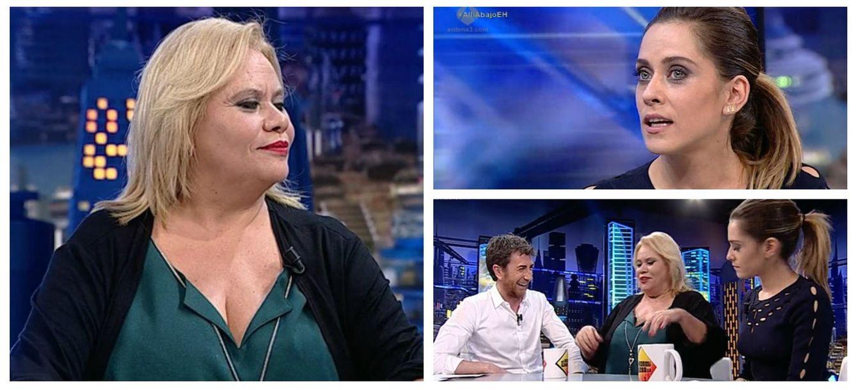Foto: Carmina y María en 'EH' (Vanitatis)