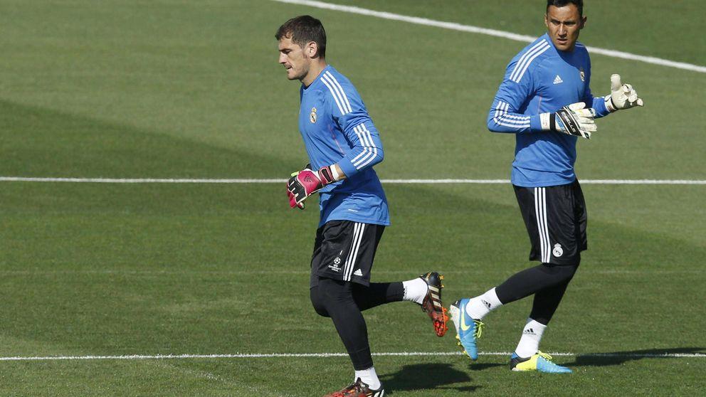 De Casillas a Keylor Navas: cuando el César baja el pulgar en el Bernabéu