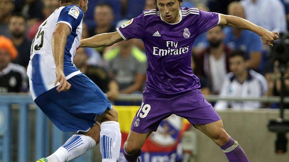 Alarma en el Real Madrid: Luka Modric se lesiona y estará de baja un mes