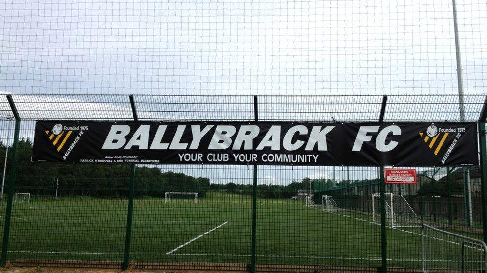 Foto: El Ballybrack FC ha tenido que pedir disculpas tras lo sucedido