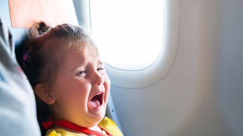 La solución japonesa para evitar a los niños pequeños que viajan en avión