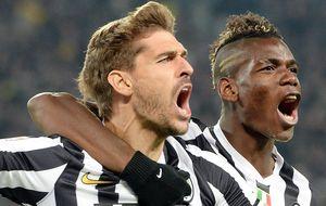 Llorente ya ruge en Turín goleando en la victoria ante el Nápoles