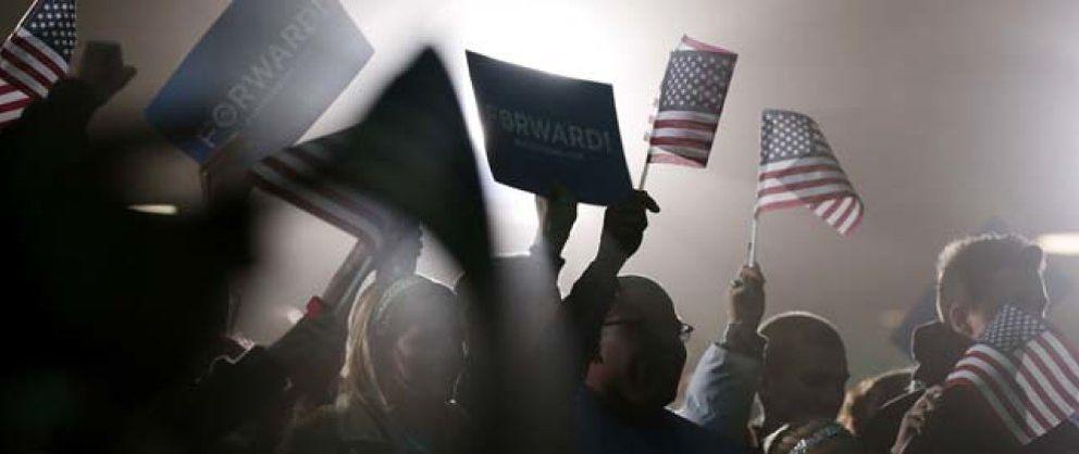 Foto: El voto hispano, en el centro de la escena electoral estadounidense