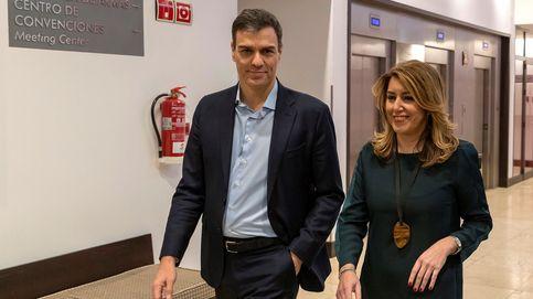 Las dudas de González, Díaz, Fernández y Rubalcaba emborronan la escuela de Sánchez
