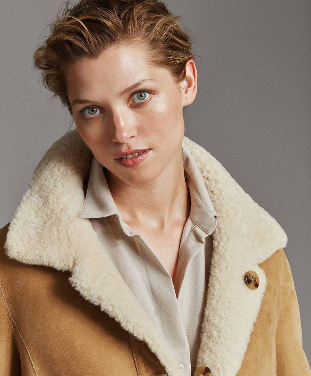 Foto: Tu nuevo abrigo soñado es de Massimo Dutti. (Cortesía)