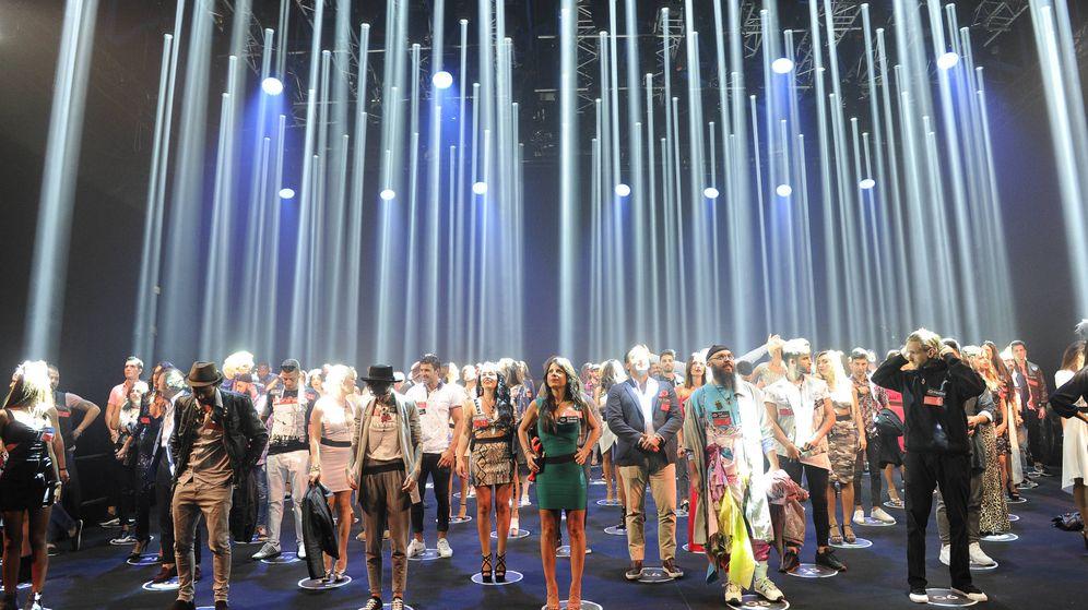 Foto: Los 100 de 'GH Revolution'. (Mediaset España)