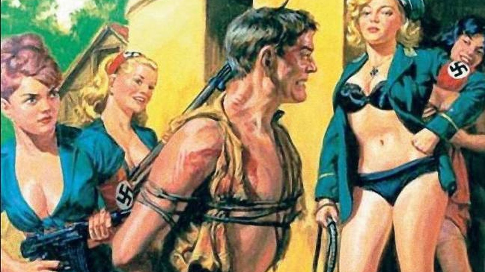 Nazi-Porno-Comics