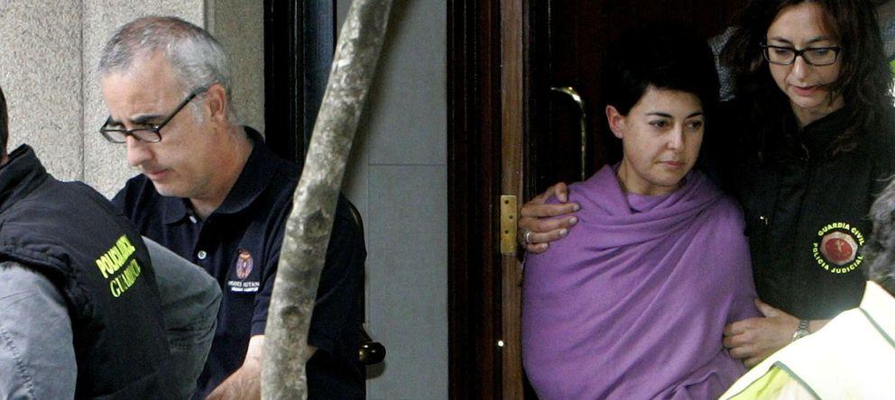 Foto: Rosario Porto y Alfonso Basterra, los padres de Asunta. (EFE)