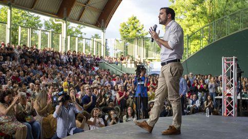 Garzón asume el liderazgo de IU por el 75% del voto de los militantes