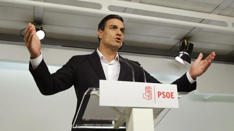 Foto: El exsecretario general del PSOE, Pedro Sánchez. (EFE)