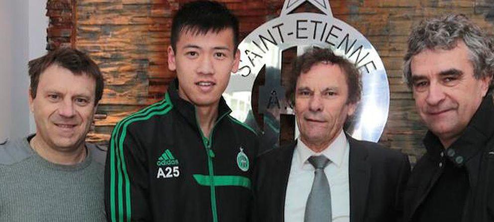 El Saint Etienne se la juega con un chino esperando que no sea el enésimo cuento